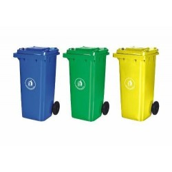 Wheeled Dust Bins 240 litres