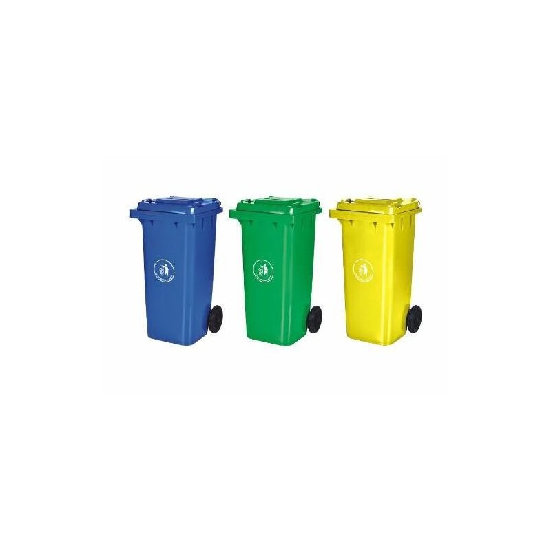 Wheeled Dust Bins 120 litres