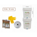 Eco Bin Jr Composter Kit - Set of 2