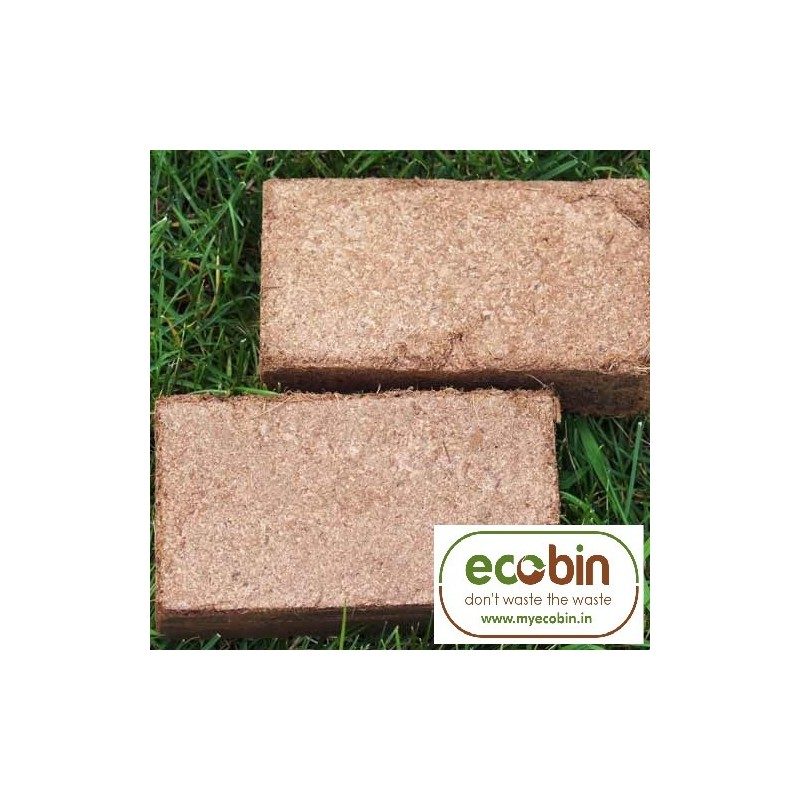 Coco Magic Microbial Cocopeat Pack of 2