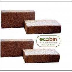 Pack of 4 Coco Magic Cocopeat for EcoBin AIRO