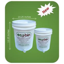 Eco Bin Jr Composter Kit