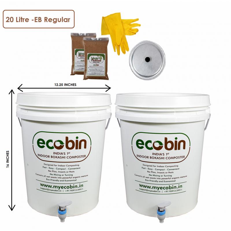 Eco Bin Composter Kit